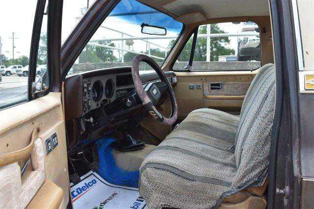 1984 Chevrolet C/K 10