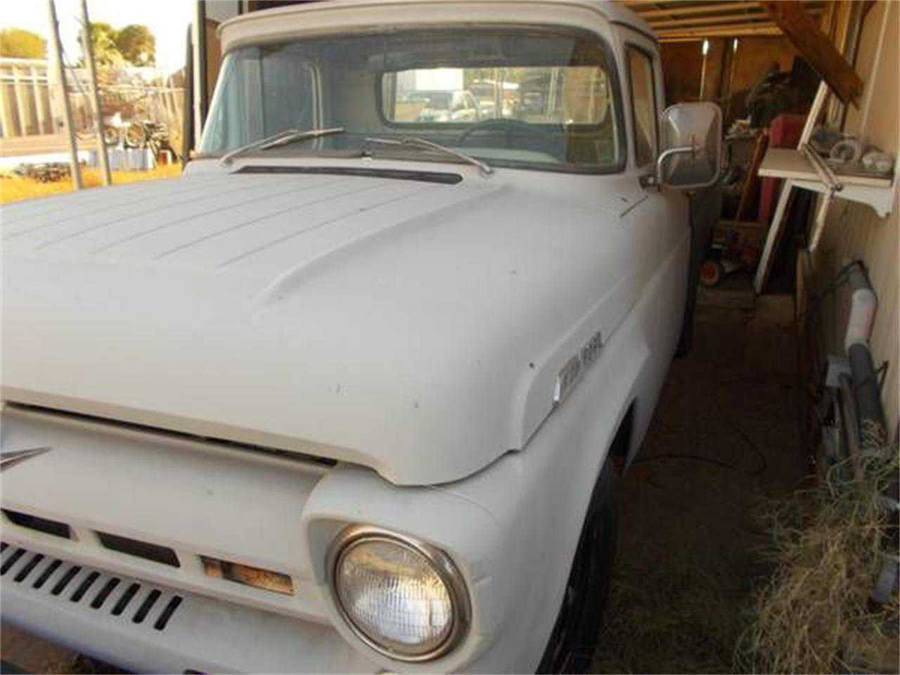 1957 Ford F100 For Sale In California 1955 Pickup Truck Kits