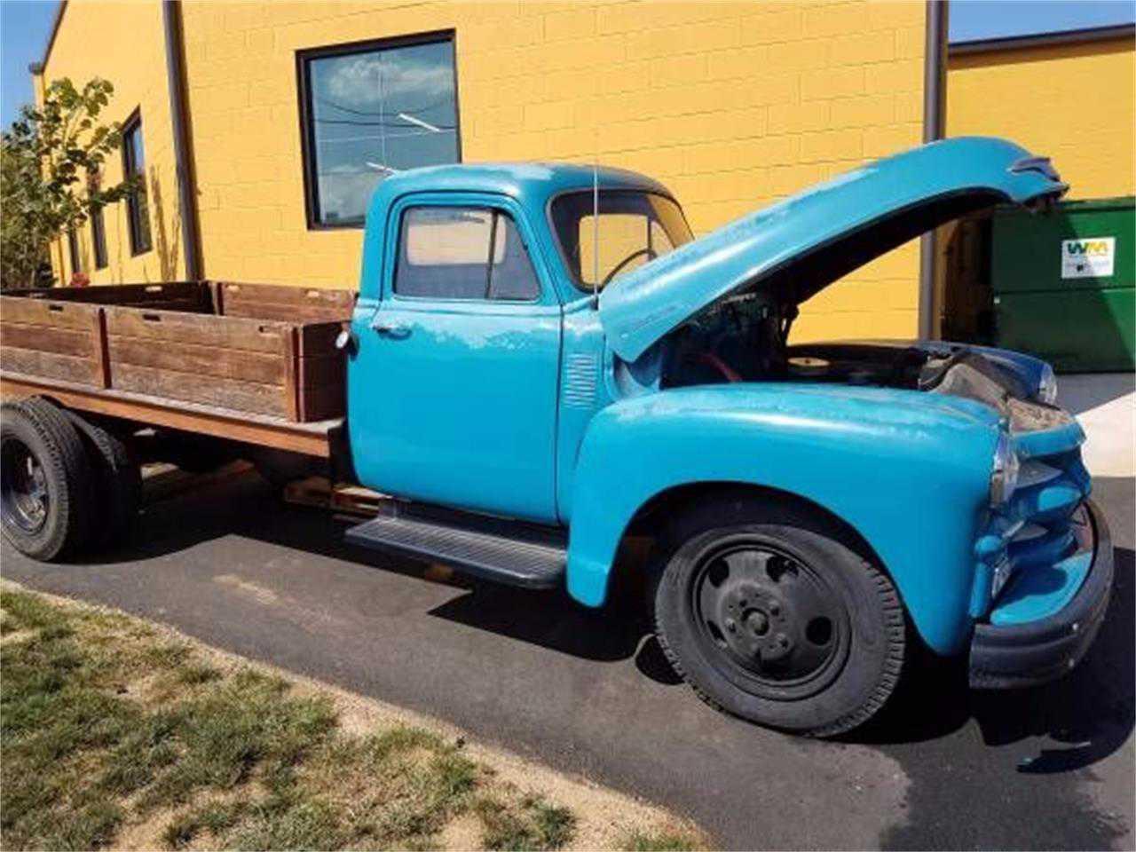 1954 Chevrolet Truck For Sale In Cadillac Mi Pickup