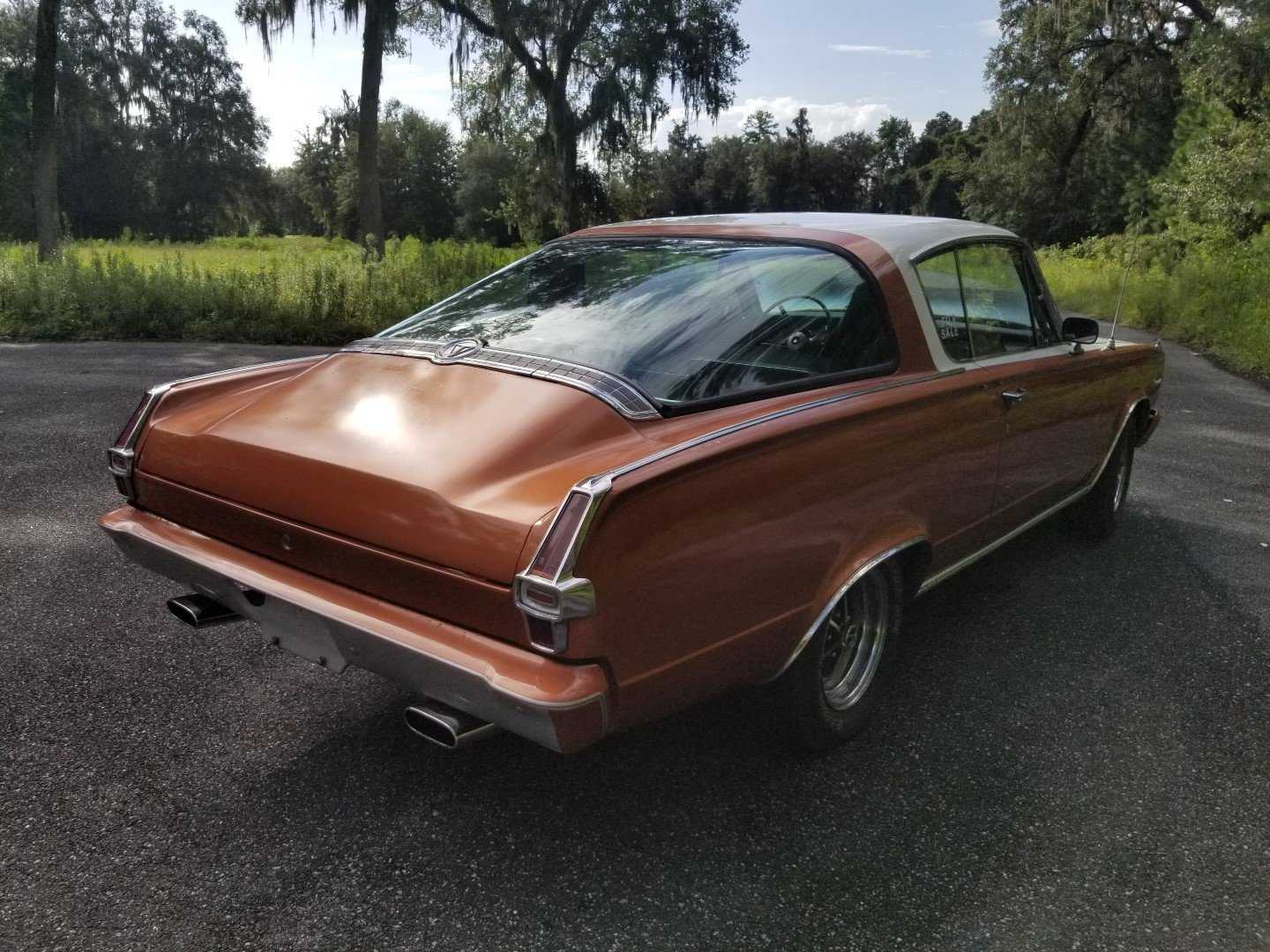 1966 Plymouth Barracuda for sale in , |