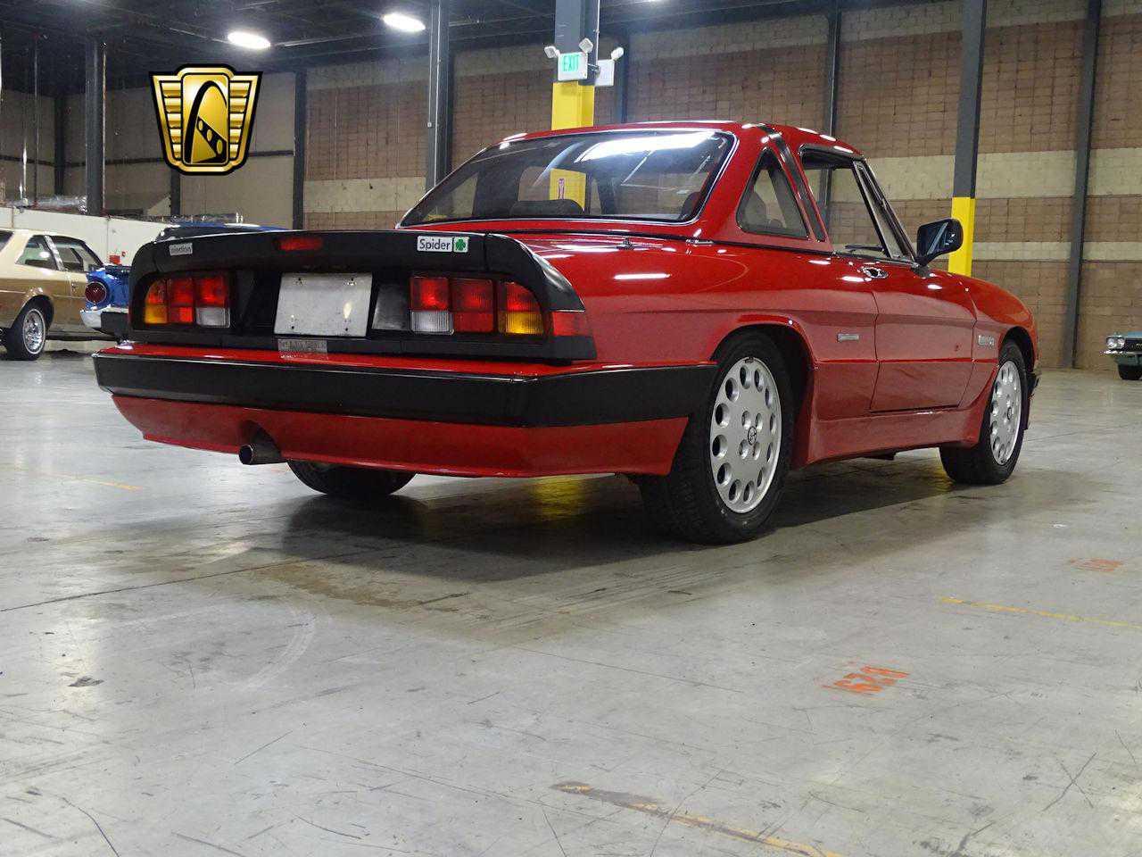 1989 Alfa Romeo Spider For Sale In West Deptford Nj Zarba5568k1064791 Prev