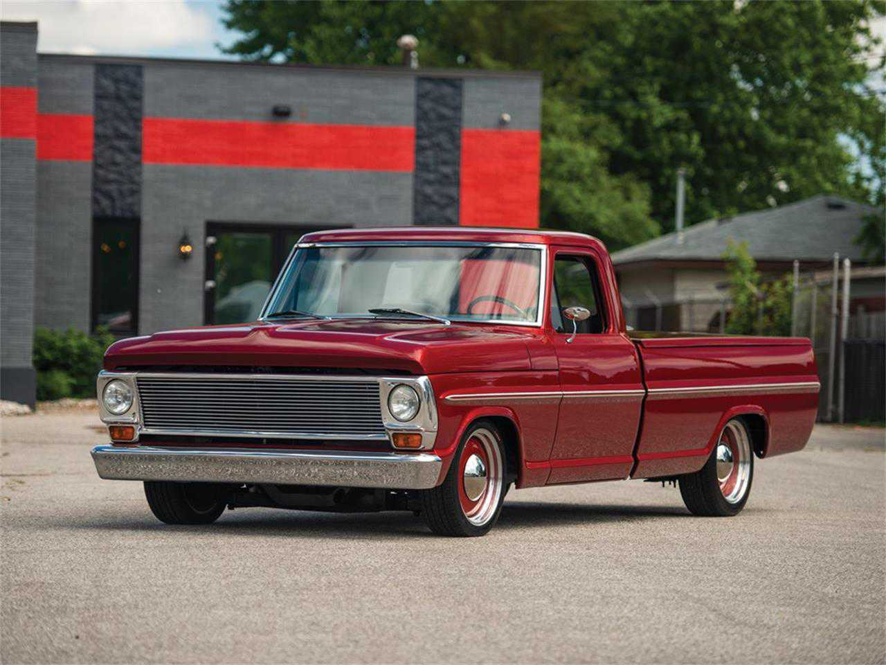 Ford F100 For Sale In West Virginia 1955 Rear Bumper 1967