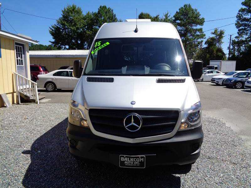 ... 2015 Mercedes Benz Sprinter For Sale In Wilmington, NC   $27900.00 ...