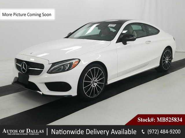 ... 2017 Mercedes Benz C Class For Sale In Plano, TX   $35390.00 ...