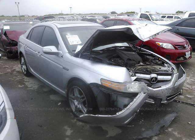 ACURA TL For Sale In San Antonio TX UUAA - Acura tl 08 for sale
