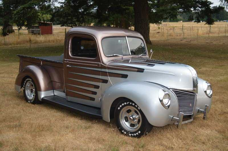 1941 Ford Pickup for sale in Tenino, WA |