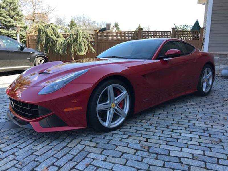 2013 Ferrari F12berlinetta For Sale In Roselle Park Nj