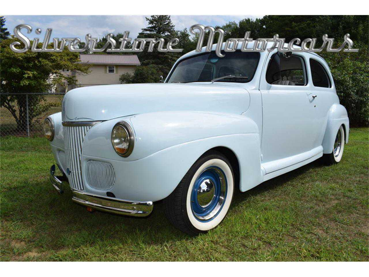 1941 Ford Business Coupe For Sale In North Andover Ma Vt326668