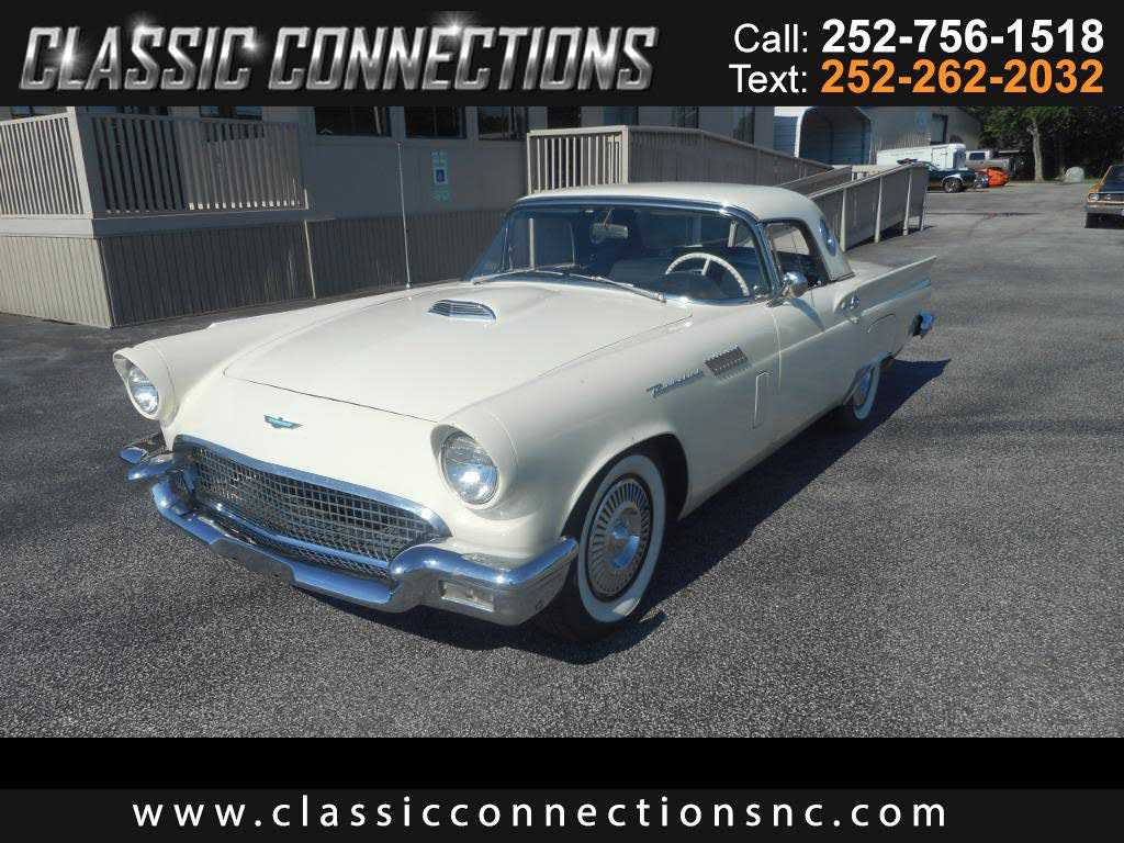 Used Ford Thunderbird For Sale In North Carolina
