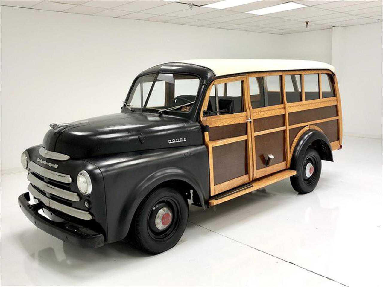 Used Dodge For Sale In Latrobe Pa 1949 Stepside Truck B1