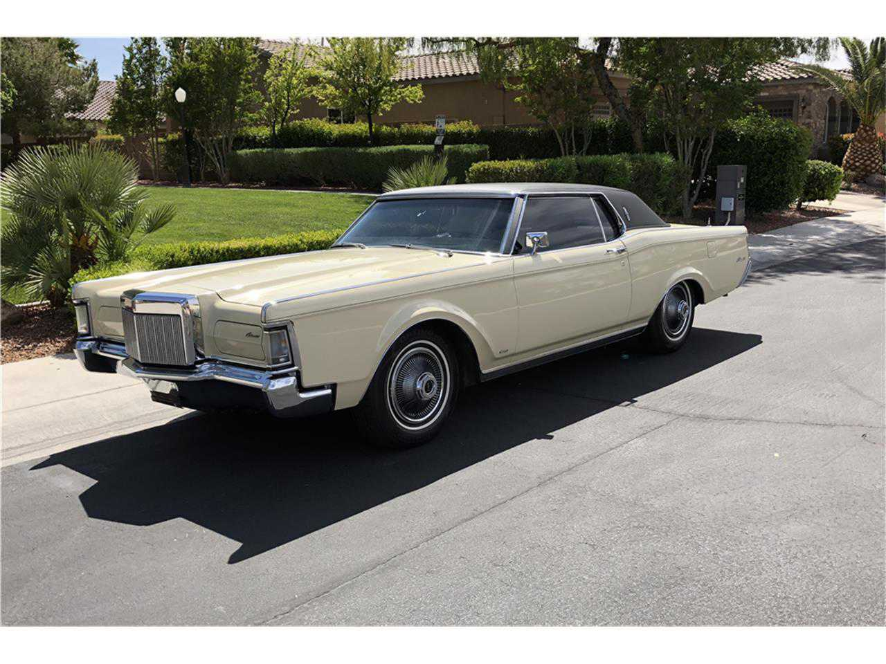 1969 Lincoln Continental Mark Iii For Sale In 9y89a859079