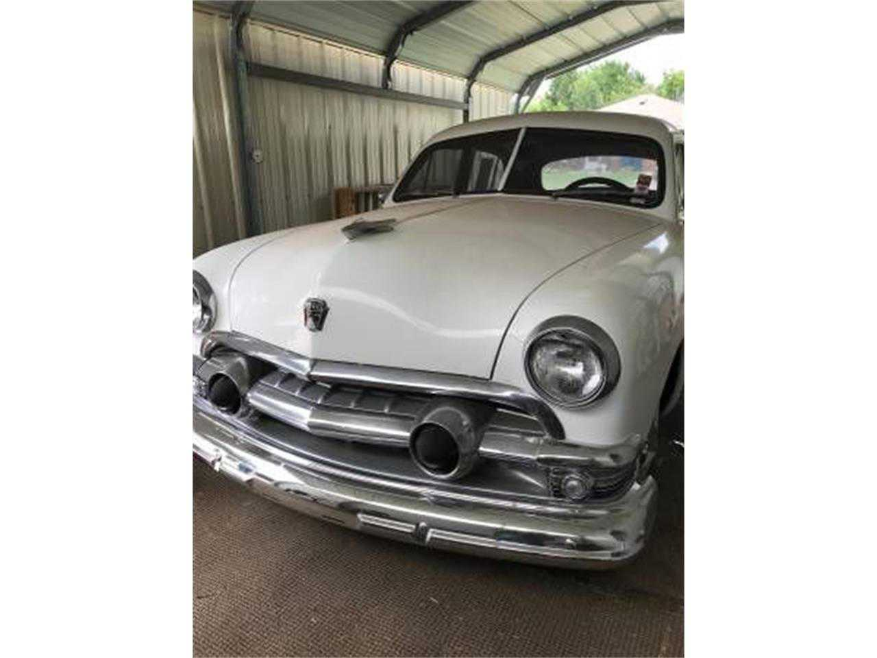 Ford Deluxe For Sale In Goodrich Mi 1949 Crown Victoria 1951