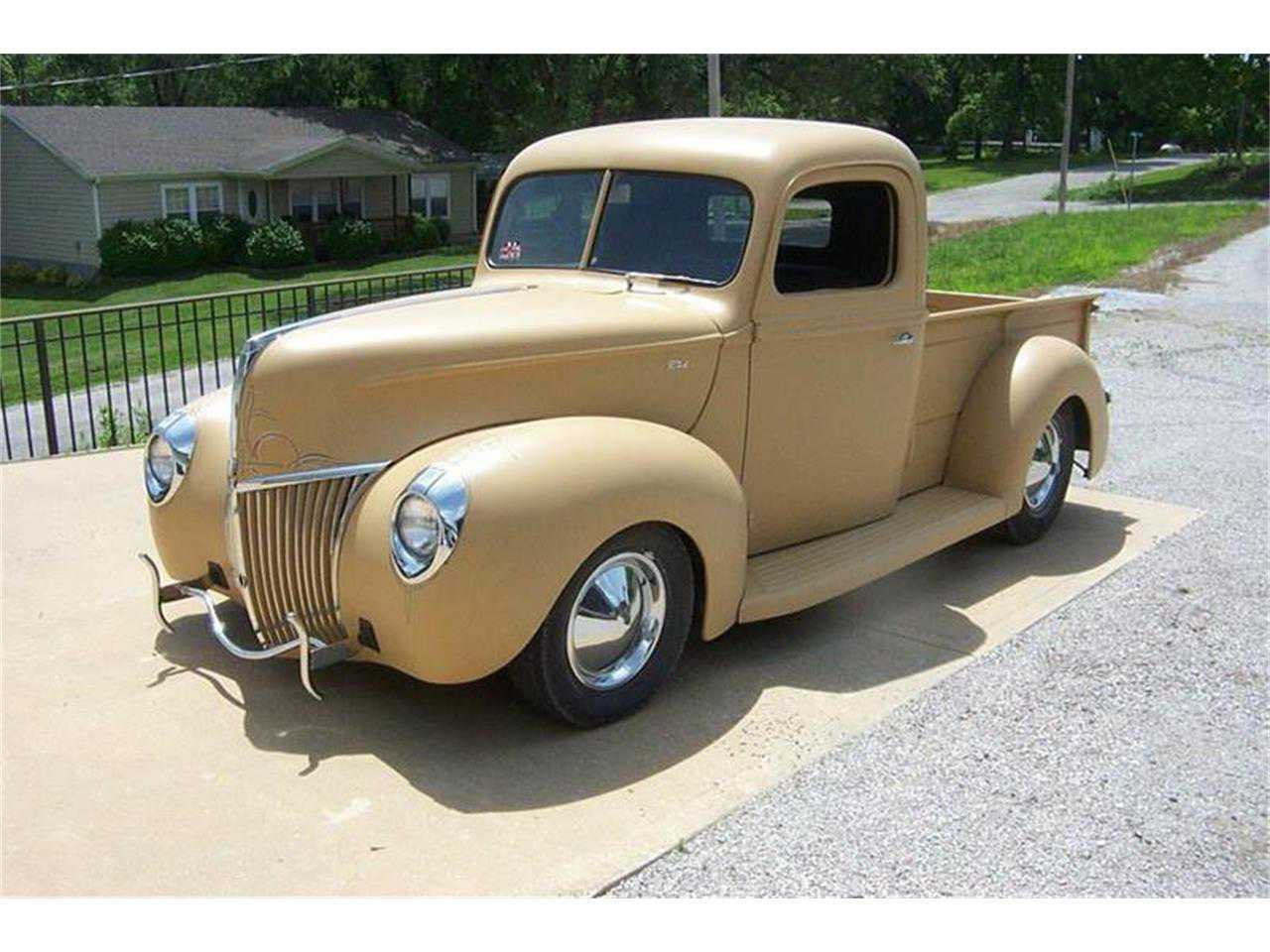 1940 Ford F1 For Sale 1949 Fenders F100