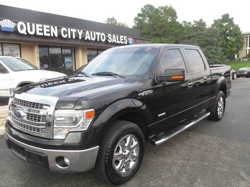 2014 Ford F 150 For Sale In Charlotte Nc 1ftfw1ct7eke06955
