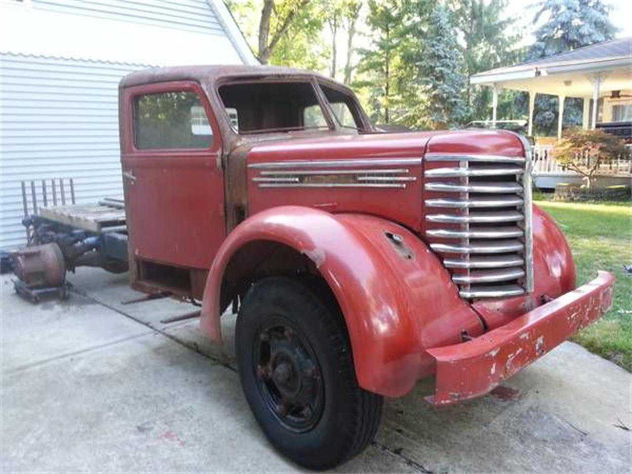 Used Diamond T For Sale 1949 Dodge Tow Truck