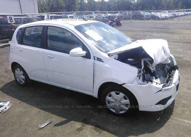 2010 Chevrolet Aveo For Sale In Bergen Ny Kl1td6de4ab123680