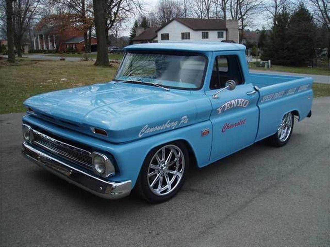 Chevrolet C 10 For Sale 1966 C10 Pick Up