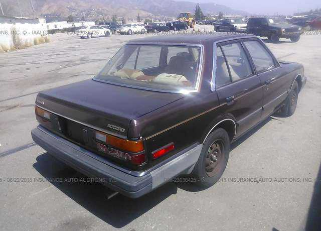 honda accord 1982 coupe