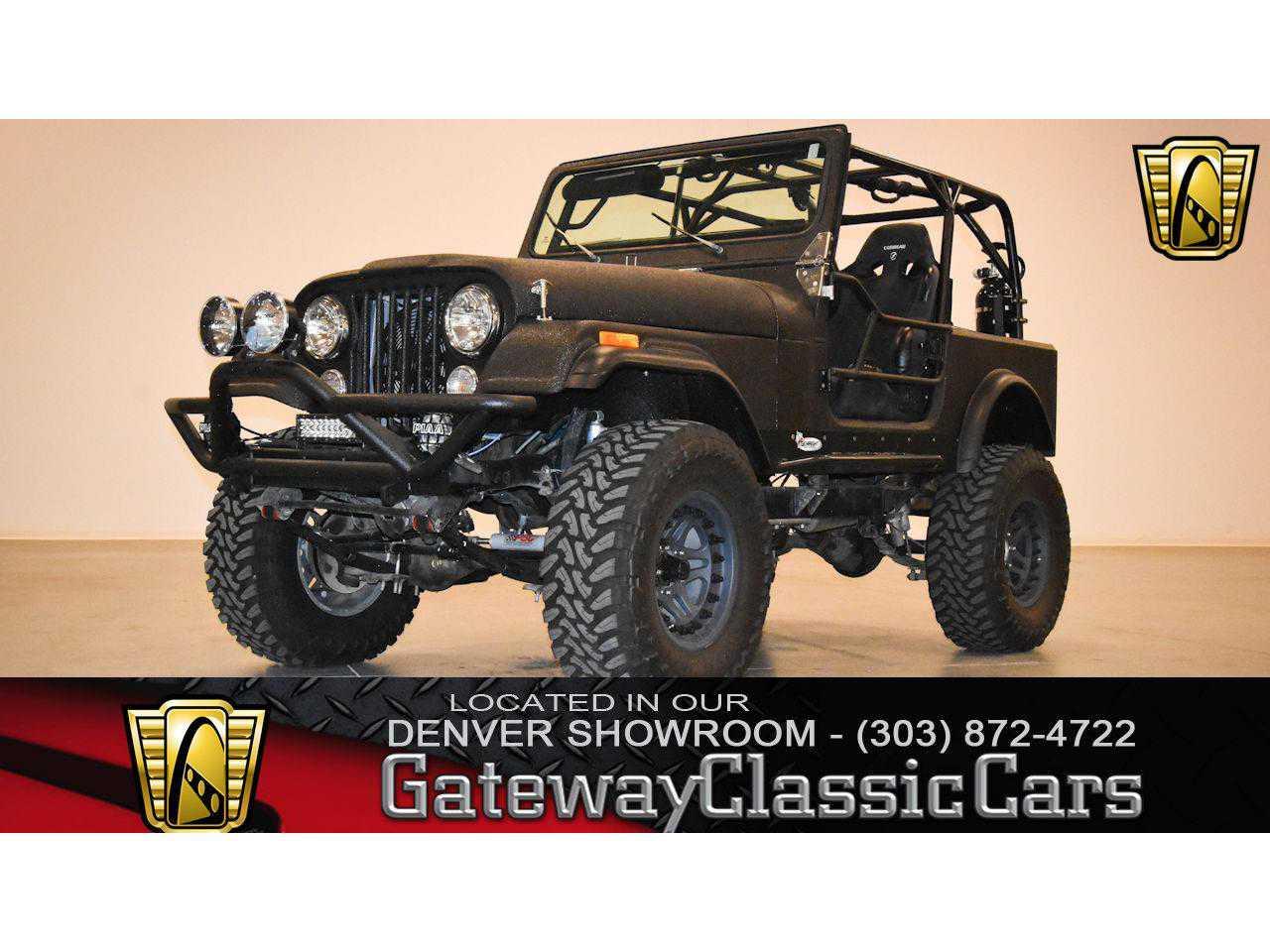 1984 Jeep CJ7 for sale in O Fallon, IL | 1JCCM87A7ET081565