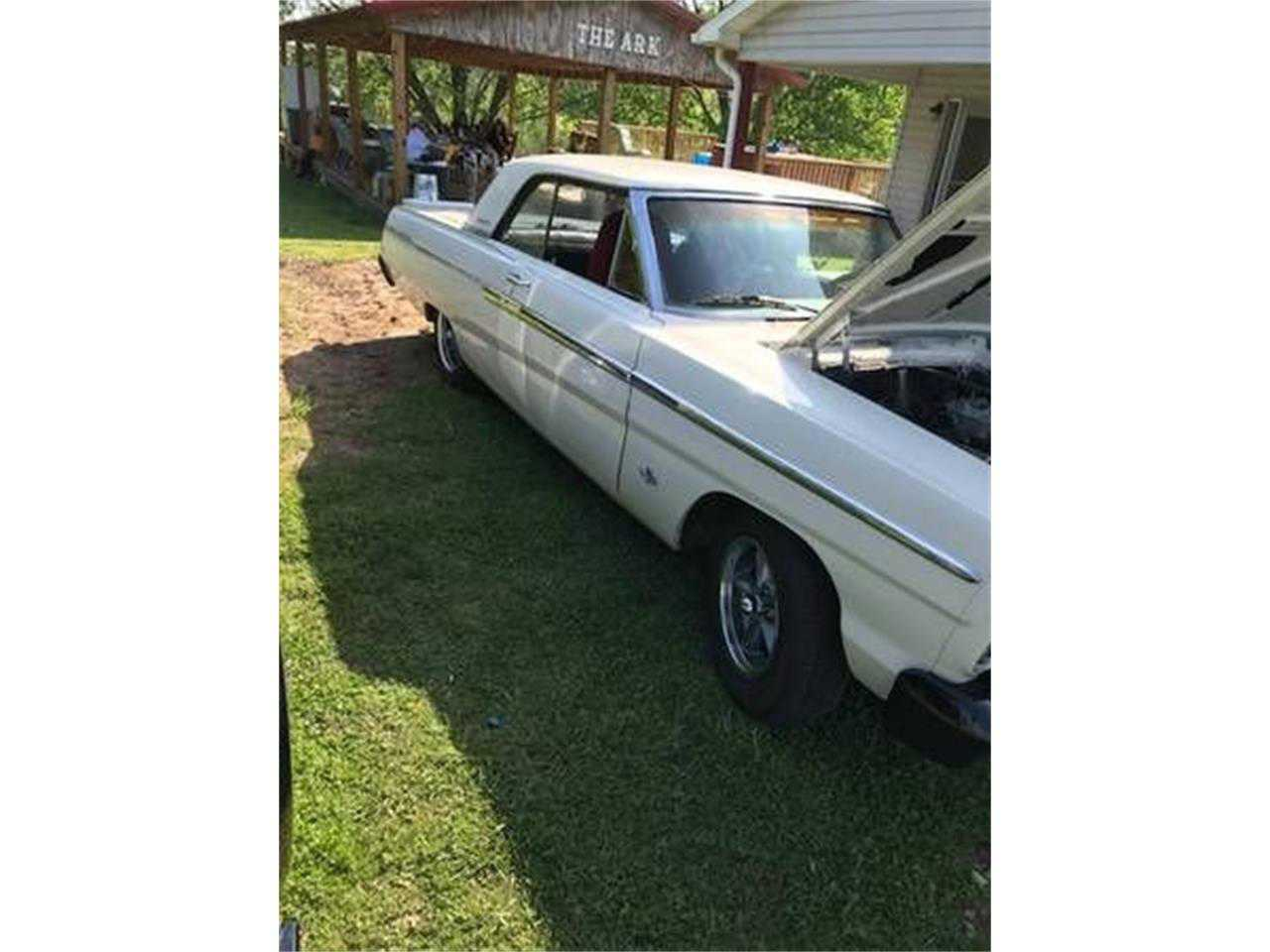 1965 Ford Fairlane For Sale 1964 Bucket Seats