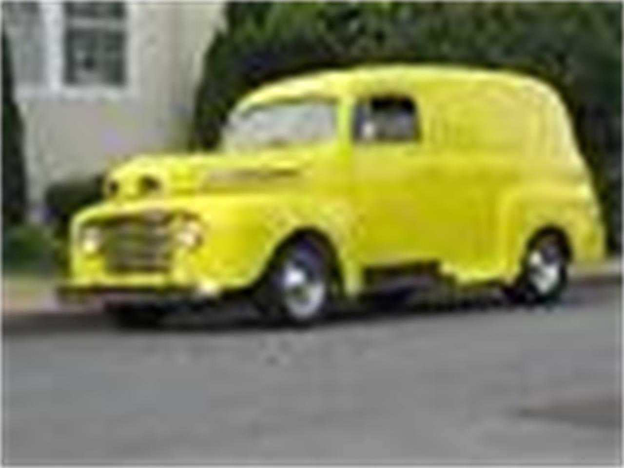 Ford Panel Truck For Sale In Staunton Il 1949 Dodge Van