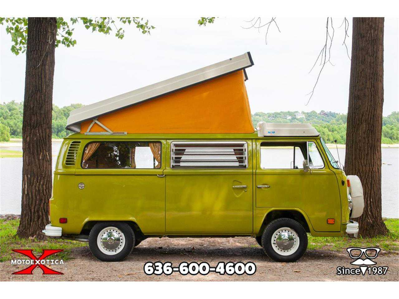 1978 Volkswagen Westfalia Camper For Sale In St Louis Mo