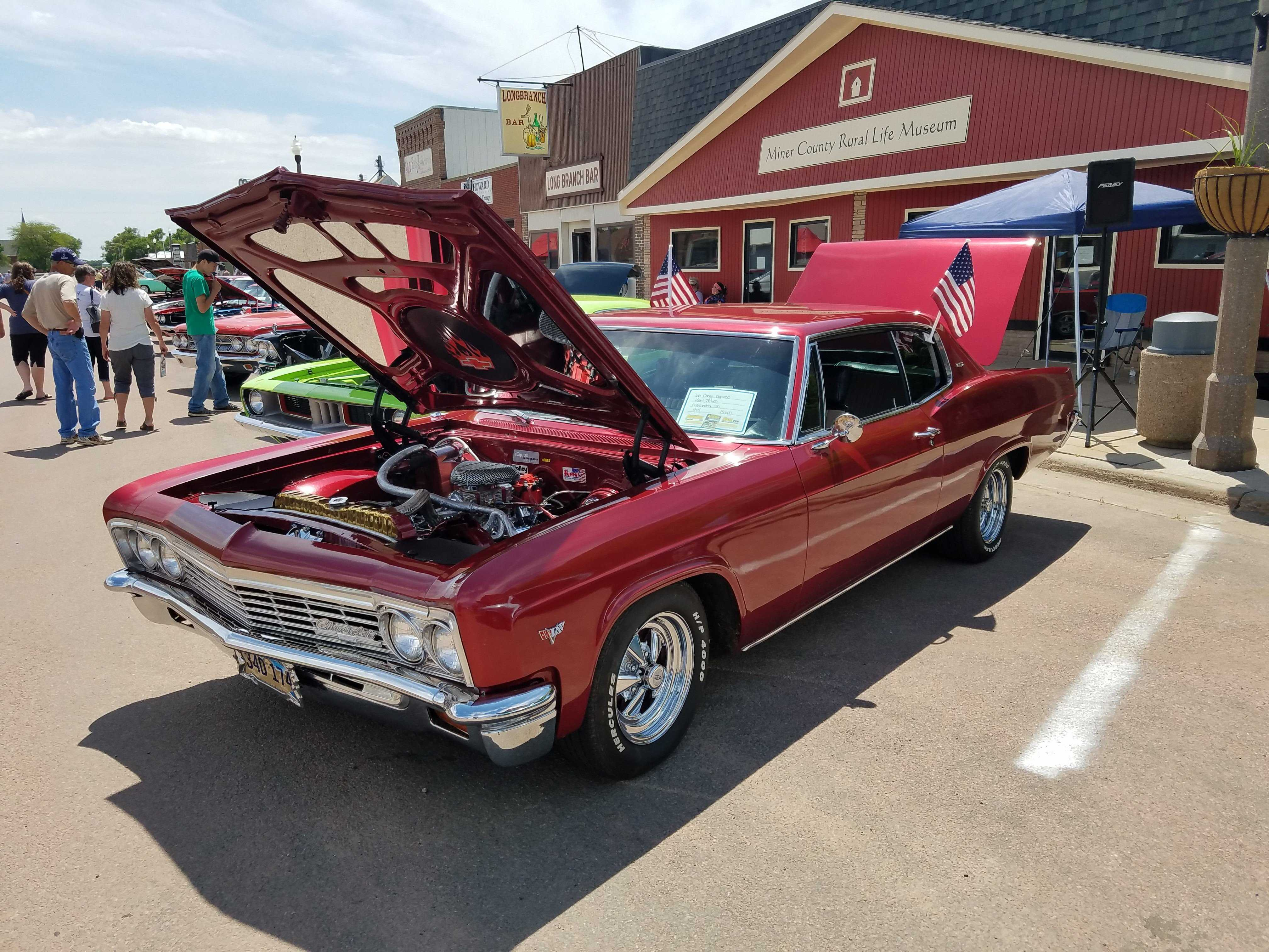1966 Chevrolet Caprice For Sale In Alexandria Sd Chevy