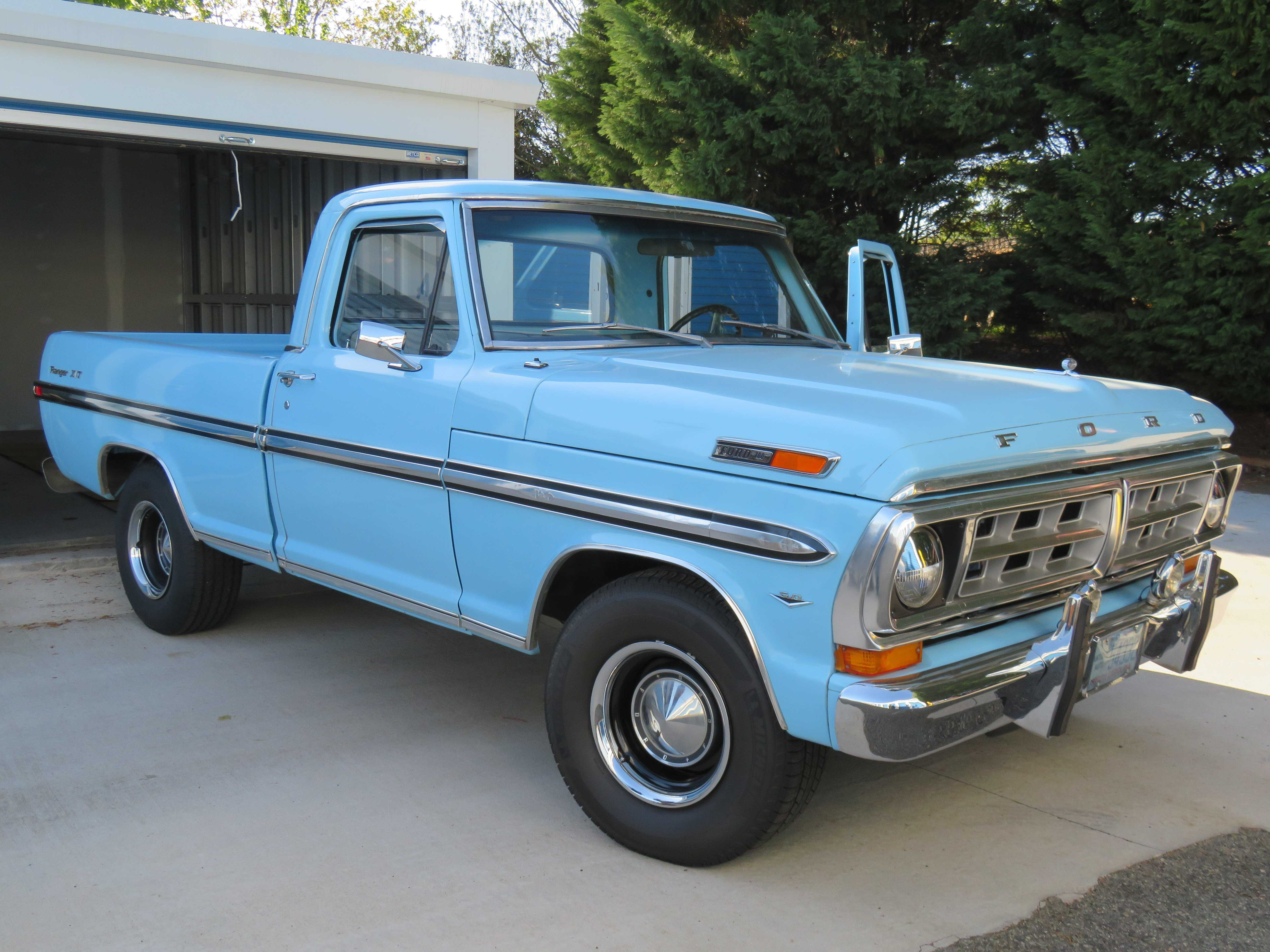 Ford F1 For Sale 1949 Pick Up 1971 F100