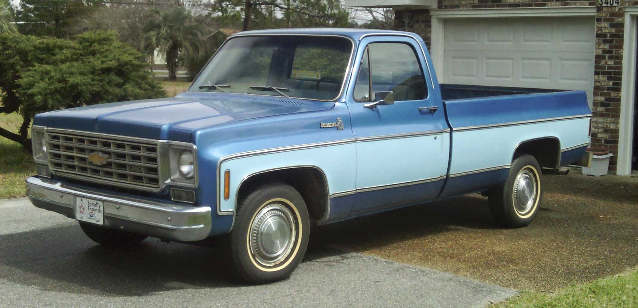 1976 Chevrolet C K Truck For Sale In Panama City Fl Ccl146b148810 Chevy Custom Deluxe