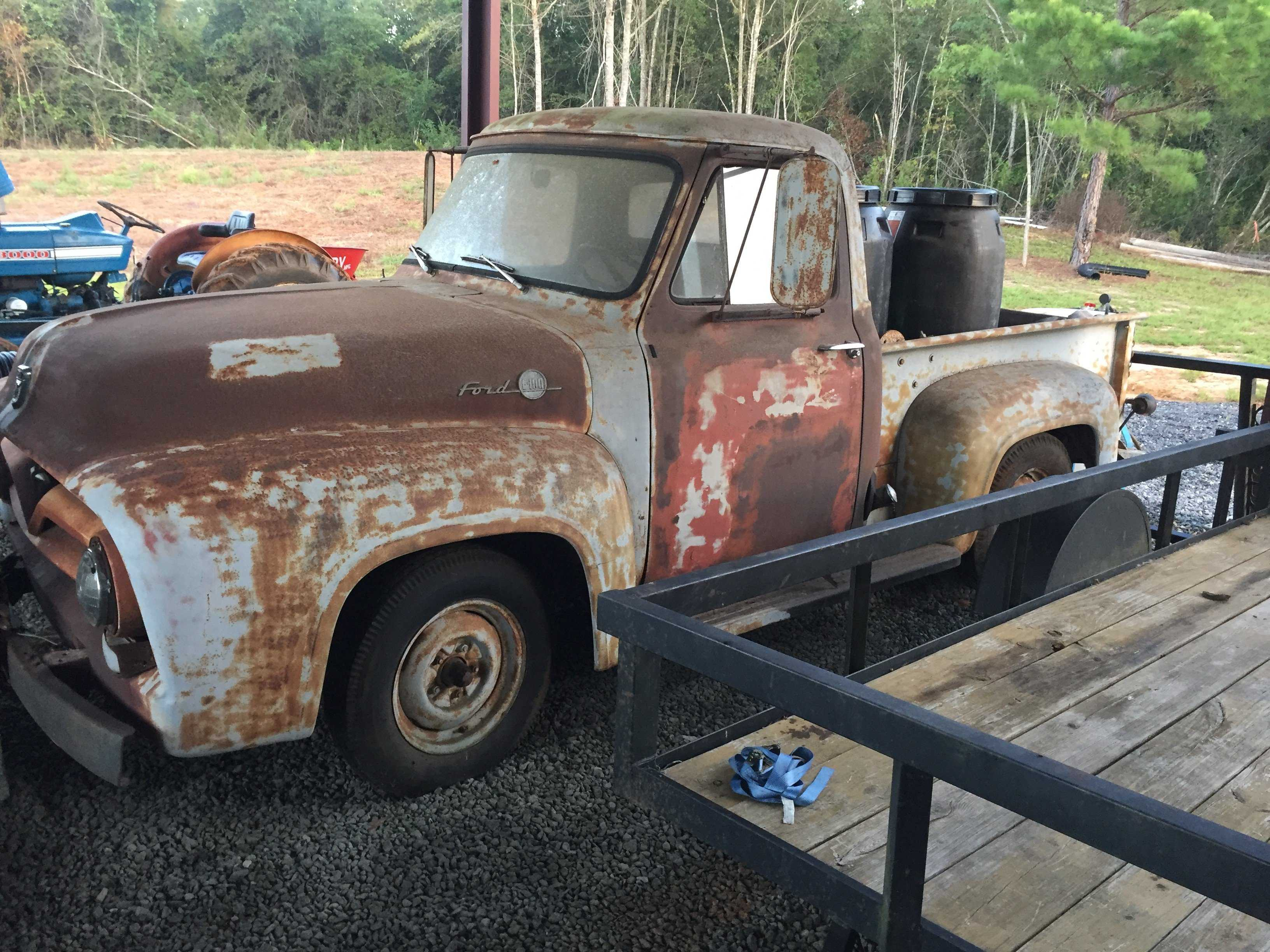 Ford F100 For Sale In Rhode Island 1941 V8 1955