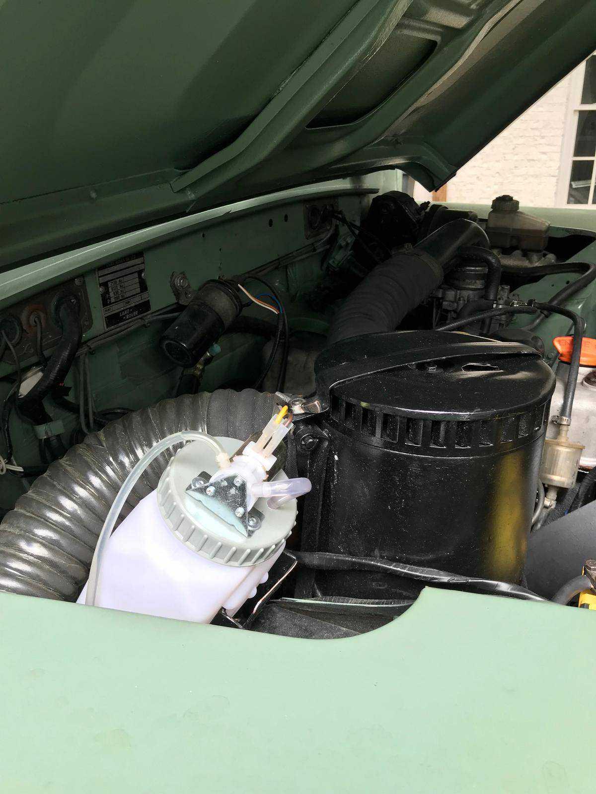 1982 Land Rover Series 3 For Sale In Homewood Al Sallbaah2aa1929xx Iii Wiring Prev