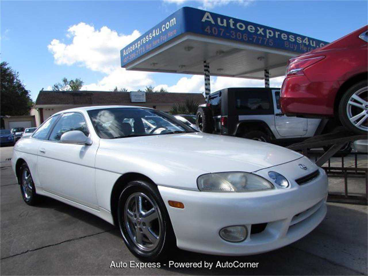 Lexus Sc300 For Sale In Costa Mesa Ca 1992 Teal 2dr Coupe 1997 Sc400