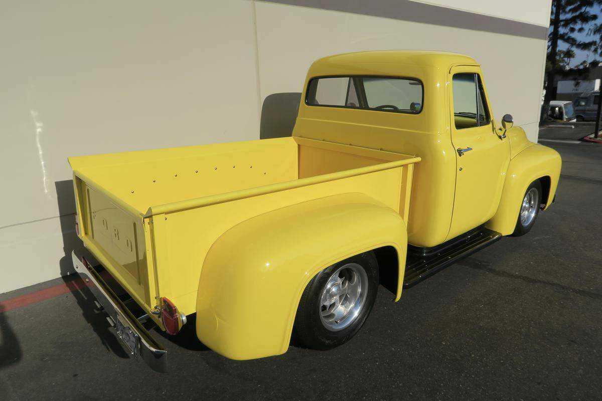1955 Ford F100 For Sale In San Diego Ca F10v5r27907 Pick Up Prev
