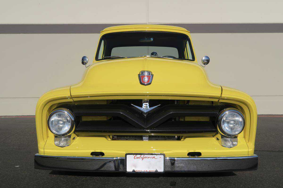 1955 Ford F100 For Sale In San Diego Ca F10v5r27907