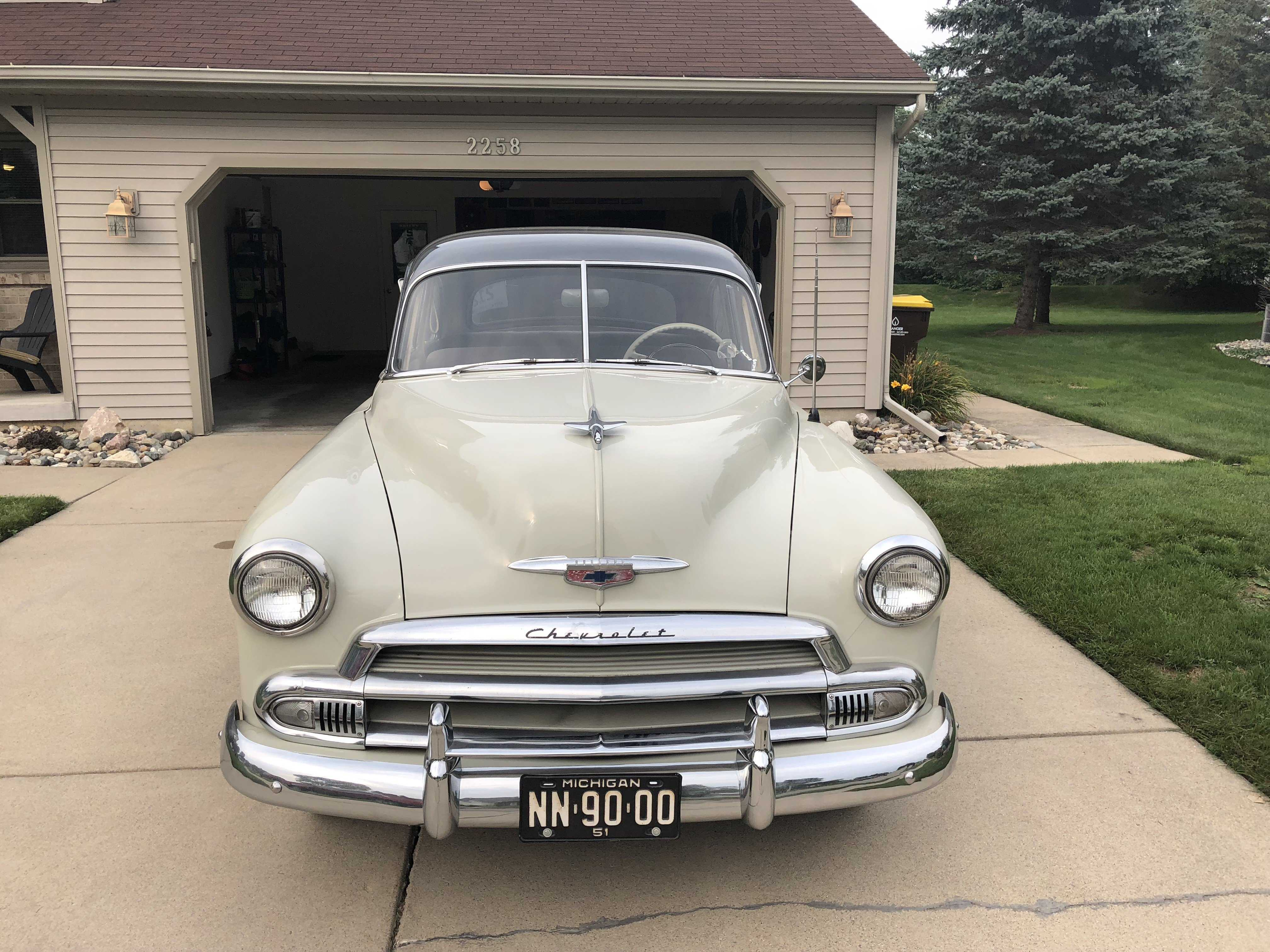 Chevrolet Styleline For Sale 1951 Deluxe