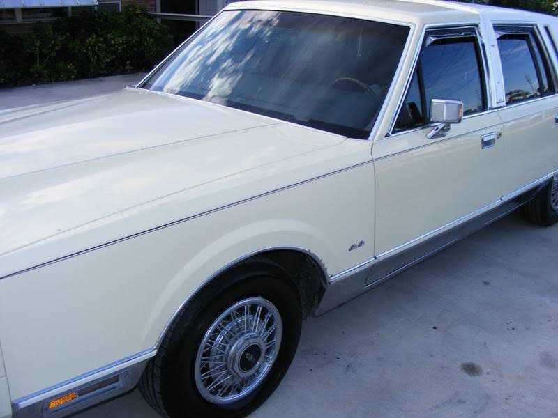 1988 Lincoln Town Car For Sale In Port Saint Lucie Fl