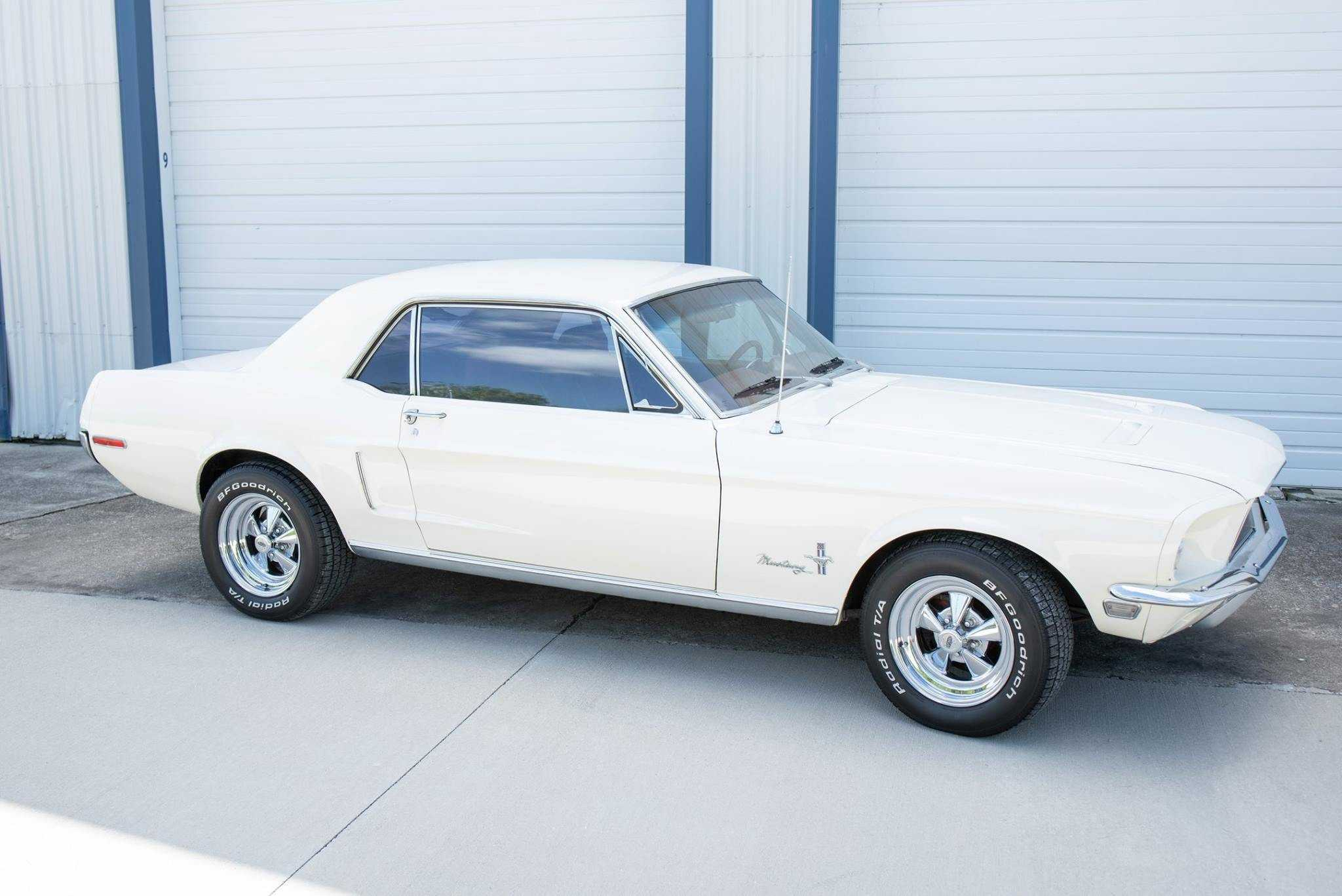 1968 Ford MUSTANG For Sale In Hoffman Estates Il
