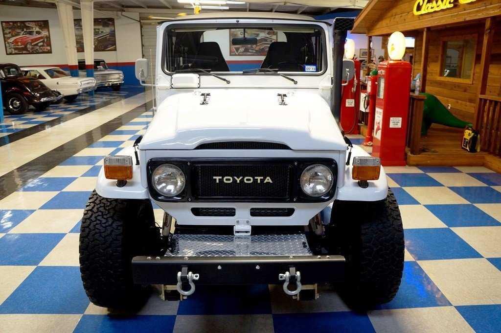 1980 Toyota Land Cruiser for sale in New Braunfels, TX | FJ4031