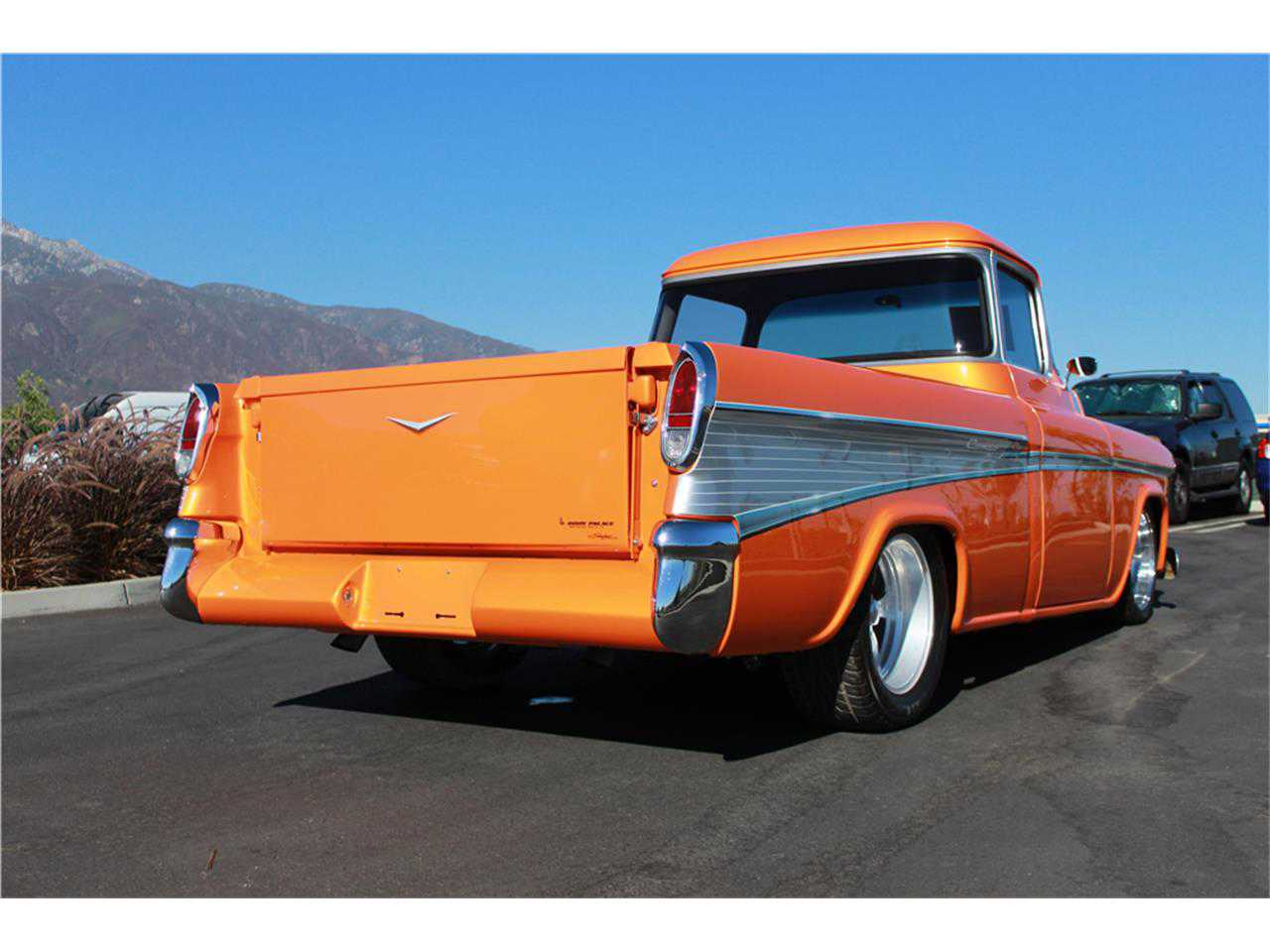 1957 Chevrolet Cameo For Sale In V3a57l114823 Chevy Pickup Truck