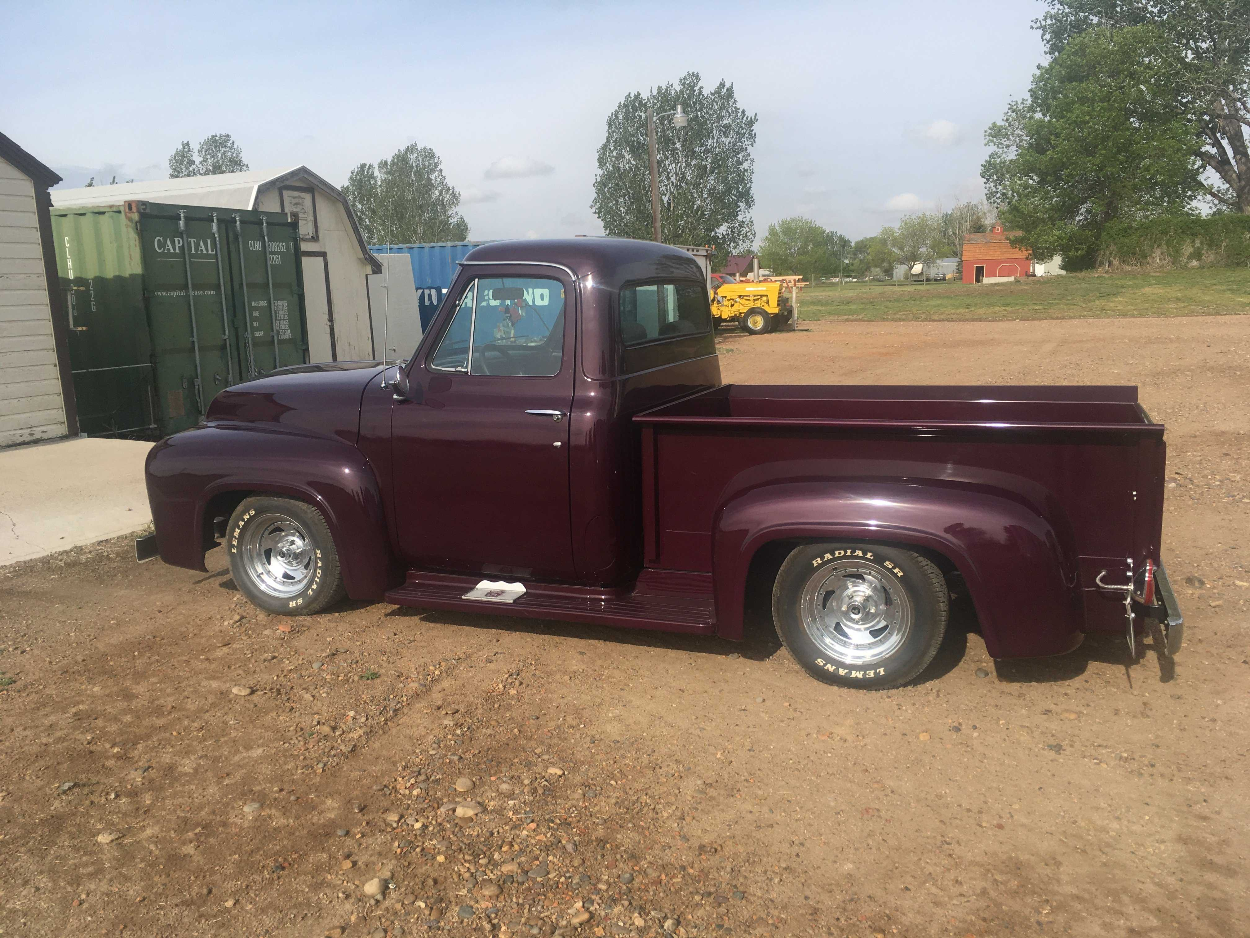 Ford For Sale In Montana 1954 Coe Truck F100