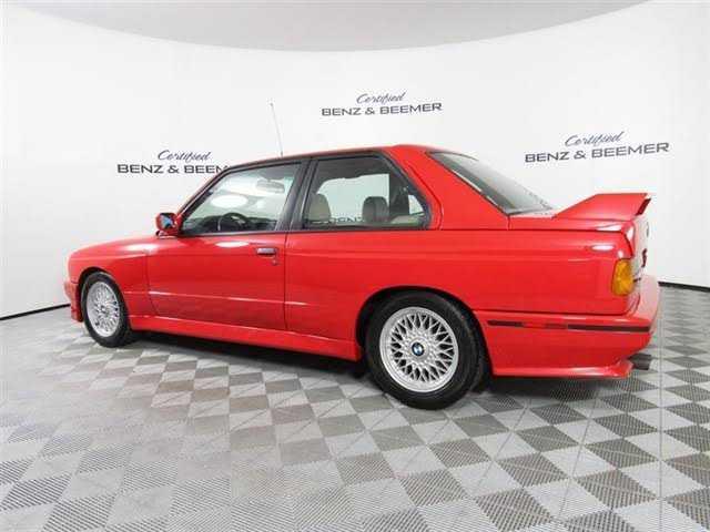 1988 Bmw M3 For Sale In Scottsdale Az Wbsak0309j2195489