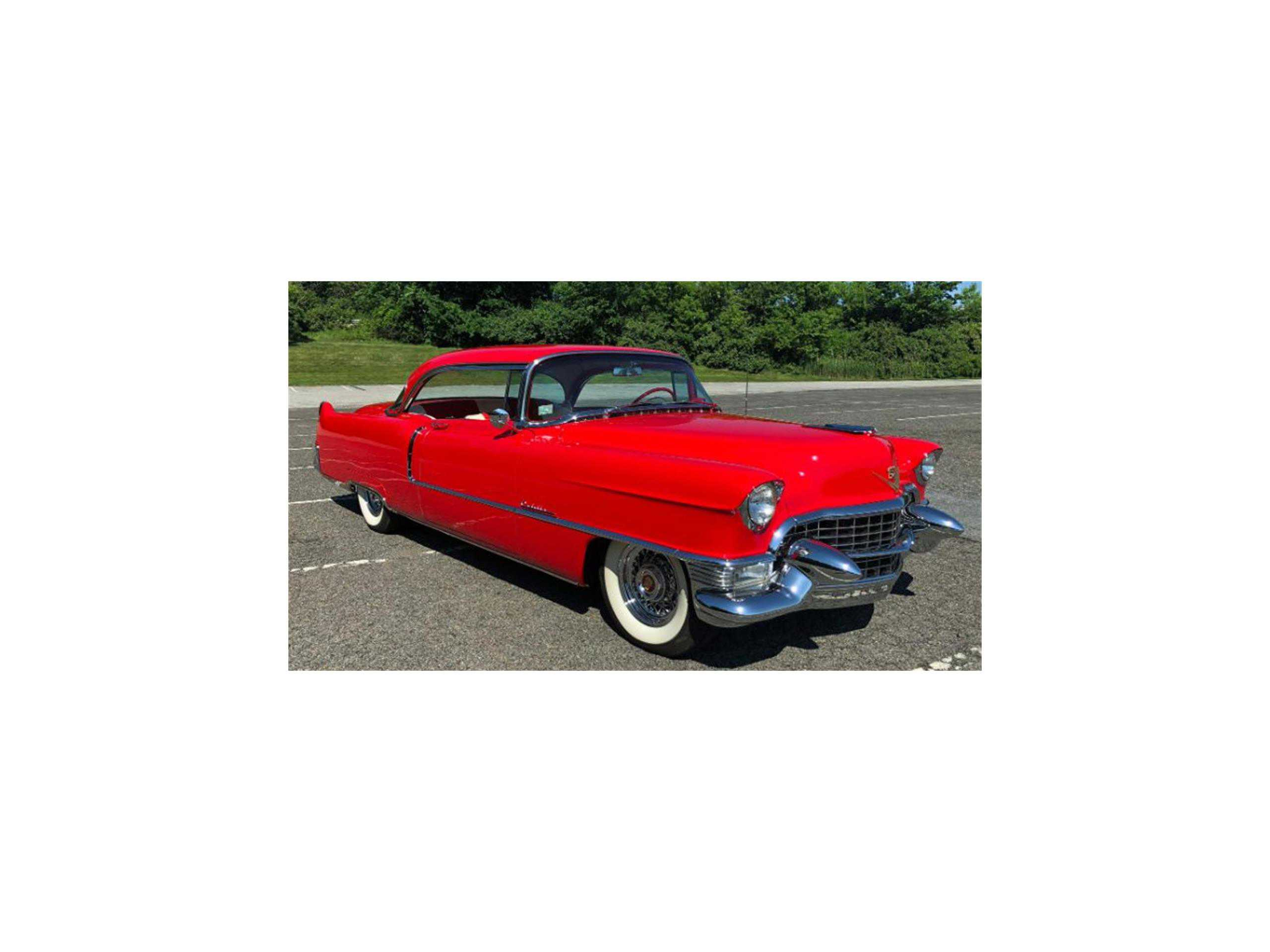1955 Cadillac Coupe Deville For Sale In Mi Convertible