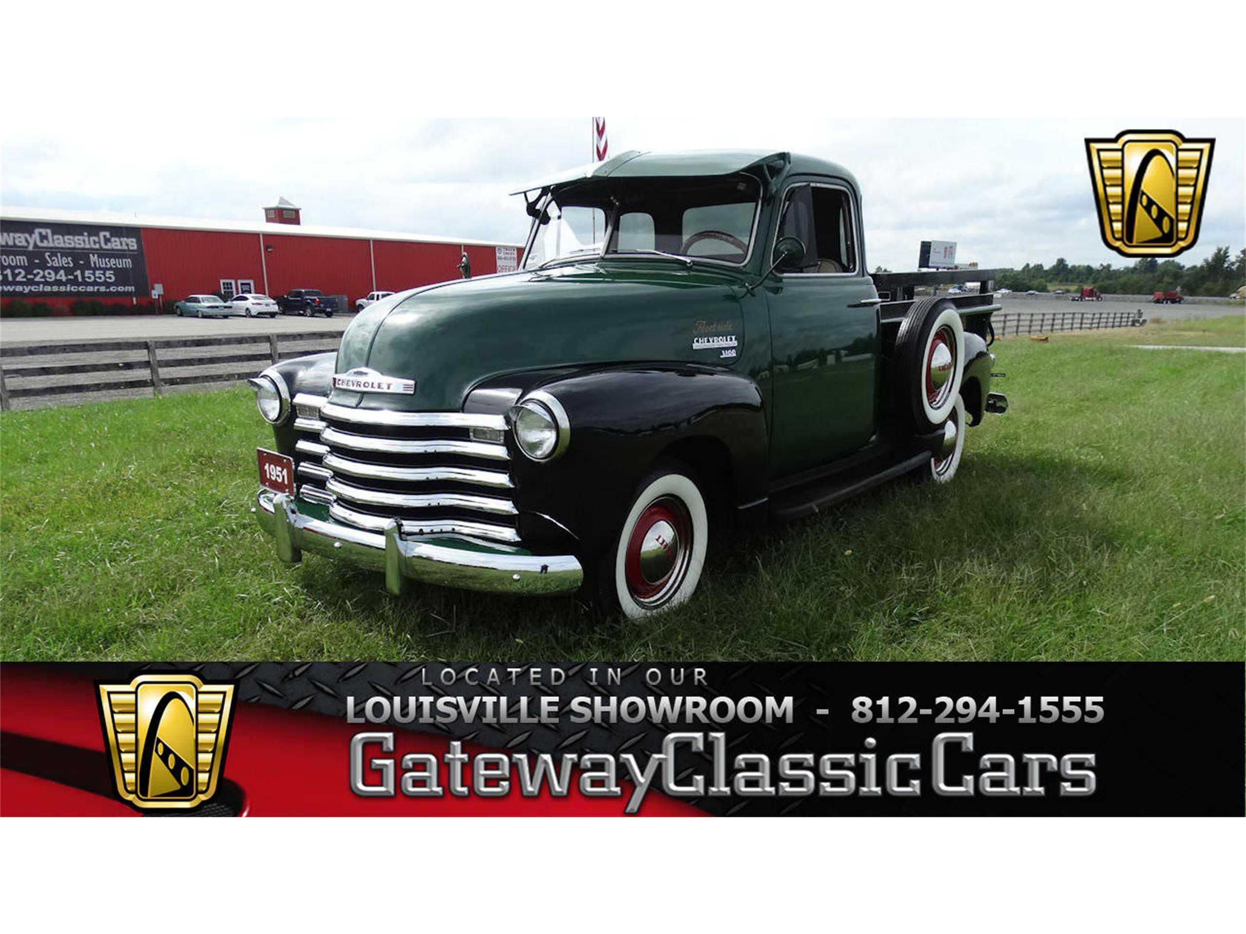 1951 Chevrolet 3100 For Sale In O Fallon Il Gcclou1956 2 Door Hardtop