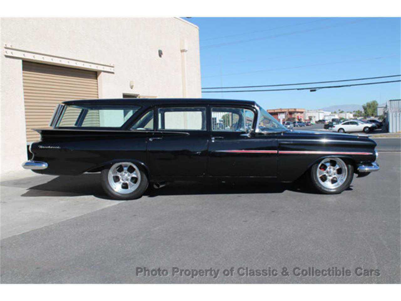 1959 Chevrolet Brookwood For Sale In Las Vegas Nv A59l224164