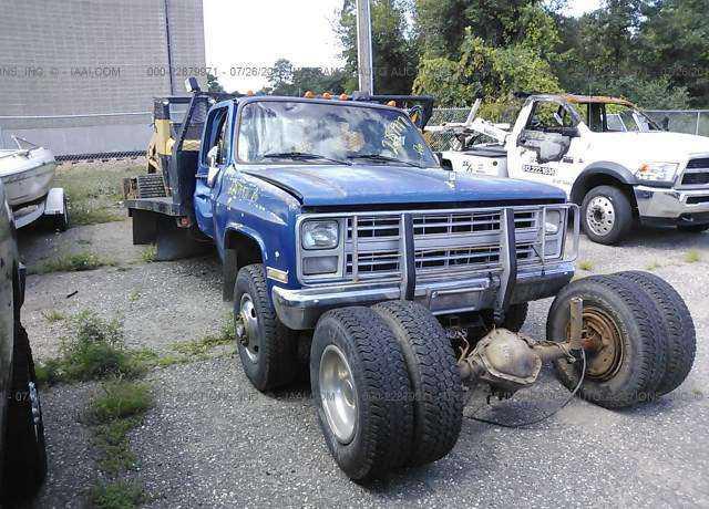 1985 CHEVROLET K30 for sale in , MN | 1GBJK34J0FS151697