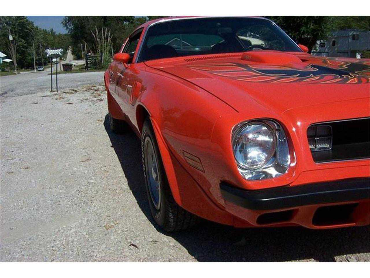 1975 Pontiac Firebird Trans Am For Sale In West Line Mo 2w87s5n573814