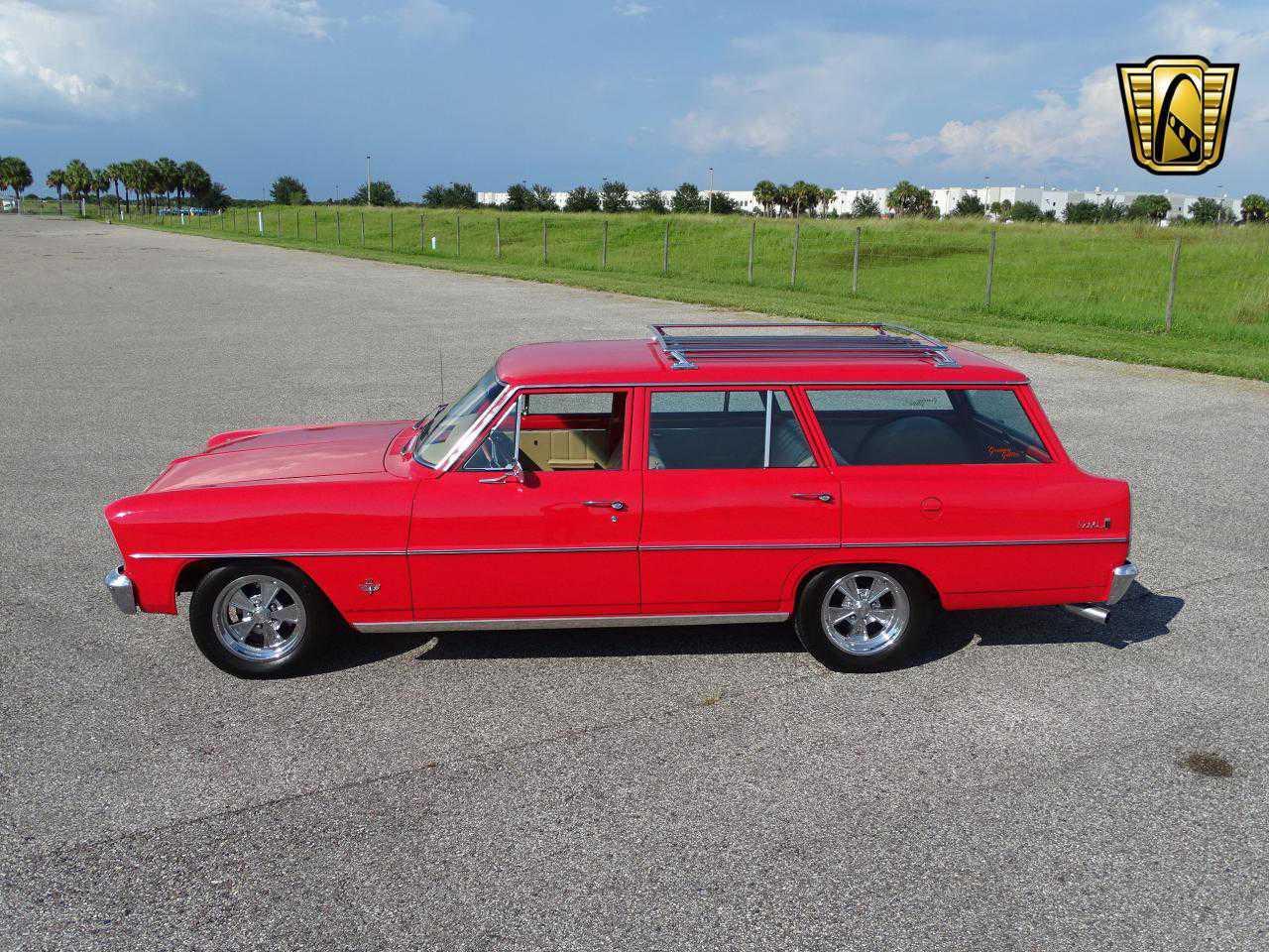 1966 Chevrolet Nova For Sale In O Fallon Il Gcctpa1306 Station Wagon