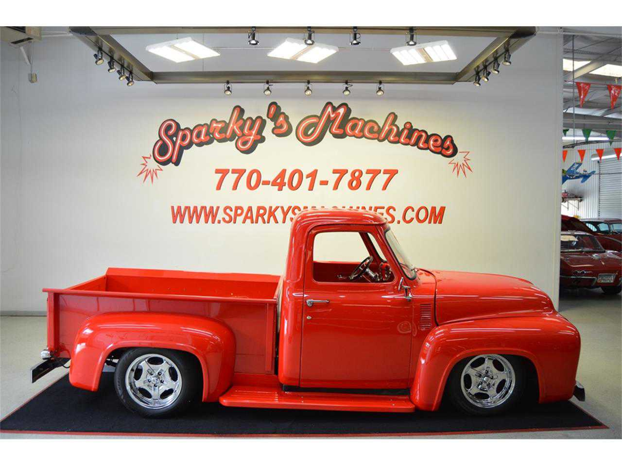 Ford F100 For Sale In Georgia 1955 Specifications
