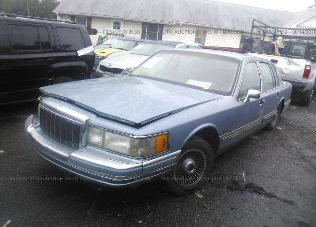 1990 Lincoln Town Car For Sale In Brandywine Md 1lncm81f5ly819607