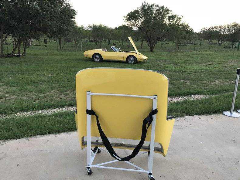 Fine 1974 Chevrolet Corvette For Sale In Fredericksburg Tx Ibusinesslaw Wood Chair Design Ideas Ibusinesslaworg